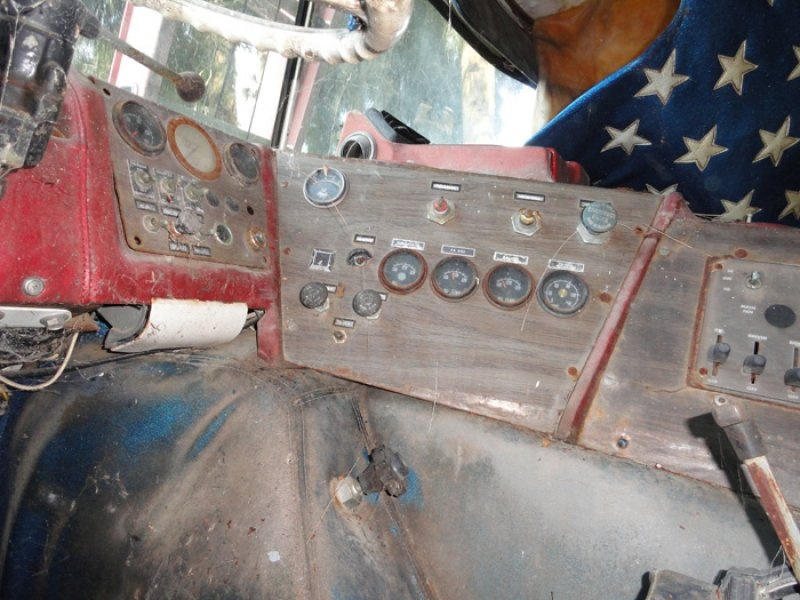 Evel Knievel Truck Before Restore