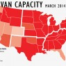 March 2014 Van Capacity